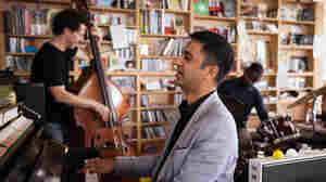 Vijay Iyer Trio: Tiny Desk Concert