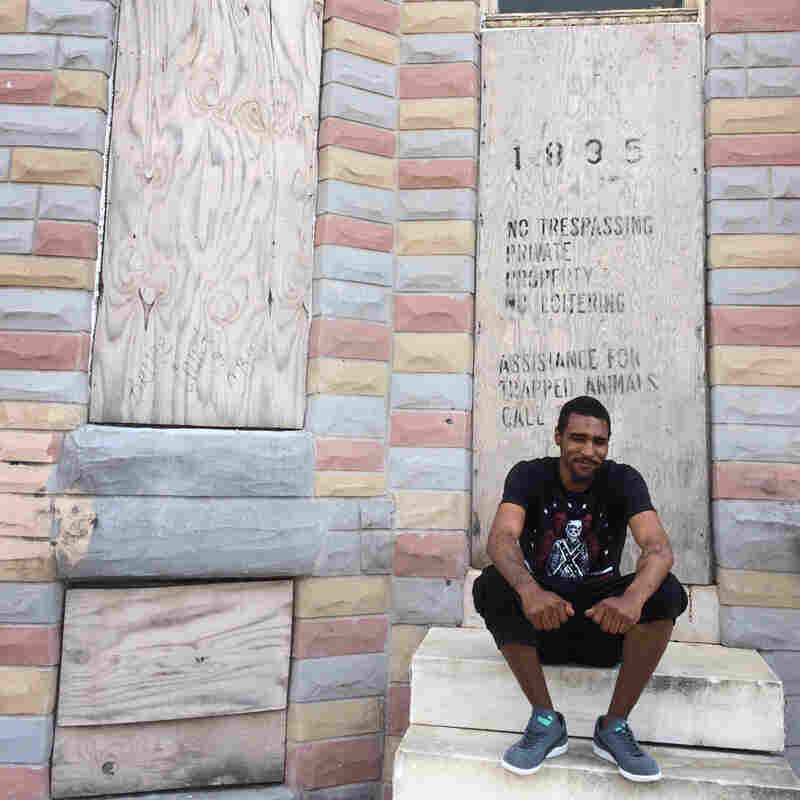'Baltimore For Real': A Tour Through Troubled Sandtown