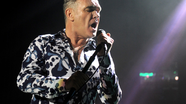 Morrissey. (Getty Images)