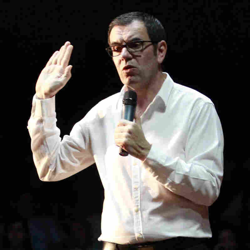 It's No Joke: Venezuela Cracks Down On Comedians