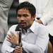 Pacquiao Sued For Failing To Disclose Injury Before 'Fight Of The Century'