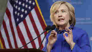 The Clinton campaign is embracing several new technologies and platforms to get its message ou