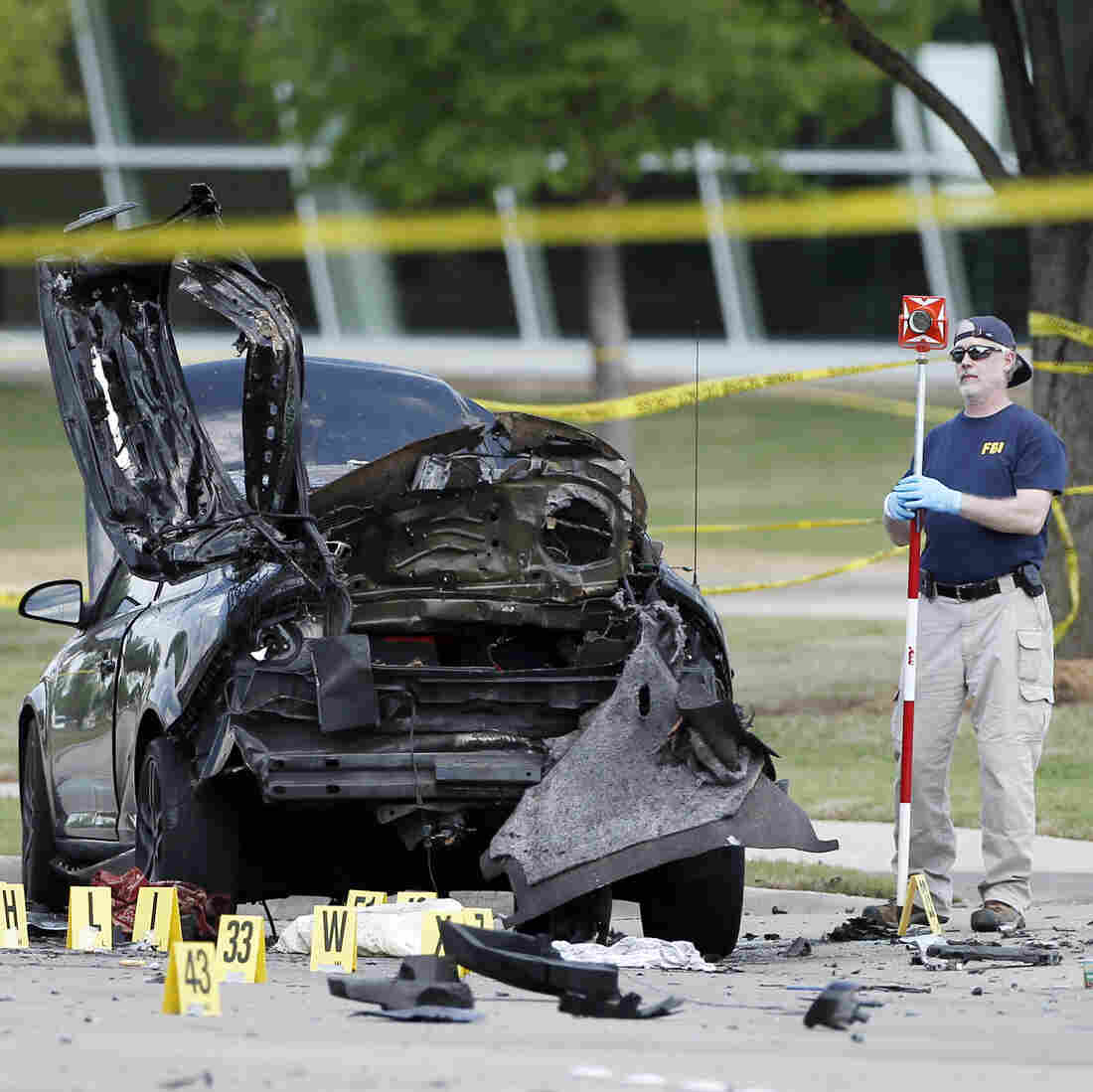 ISIS Claims Credit For Shooting In Garland, Texas