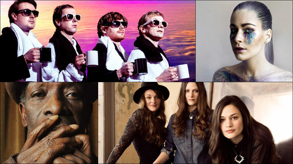 All Songs: Nine Creative Musicians You Should Know