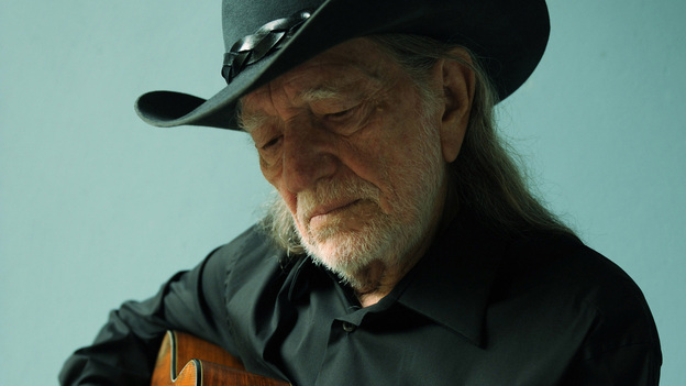 In his new memoir, It's A Long Story, Willie Nelson writes about his early career as a DJ in Fort Worth. He can still recite what he'd say on the air. (Courtesy of Little, Brown and Company)