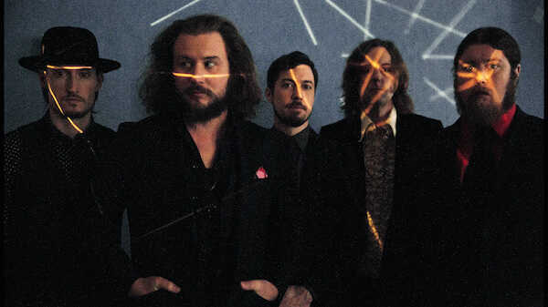 My Morning Jacket's 'The Waterfall' Can Beat You Down Or Lift You Up