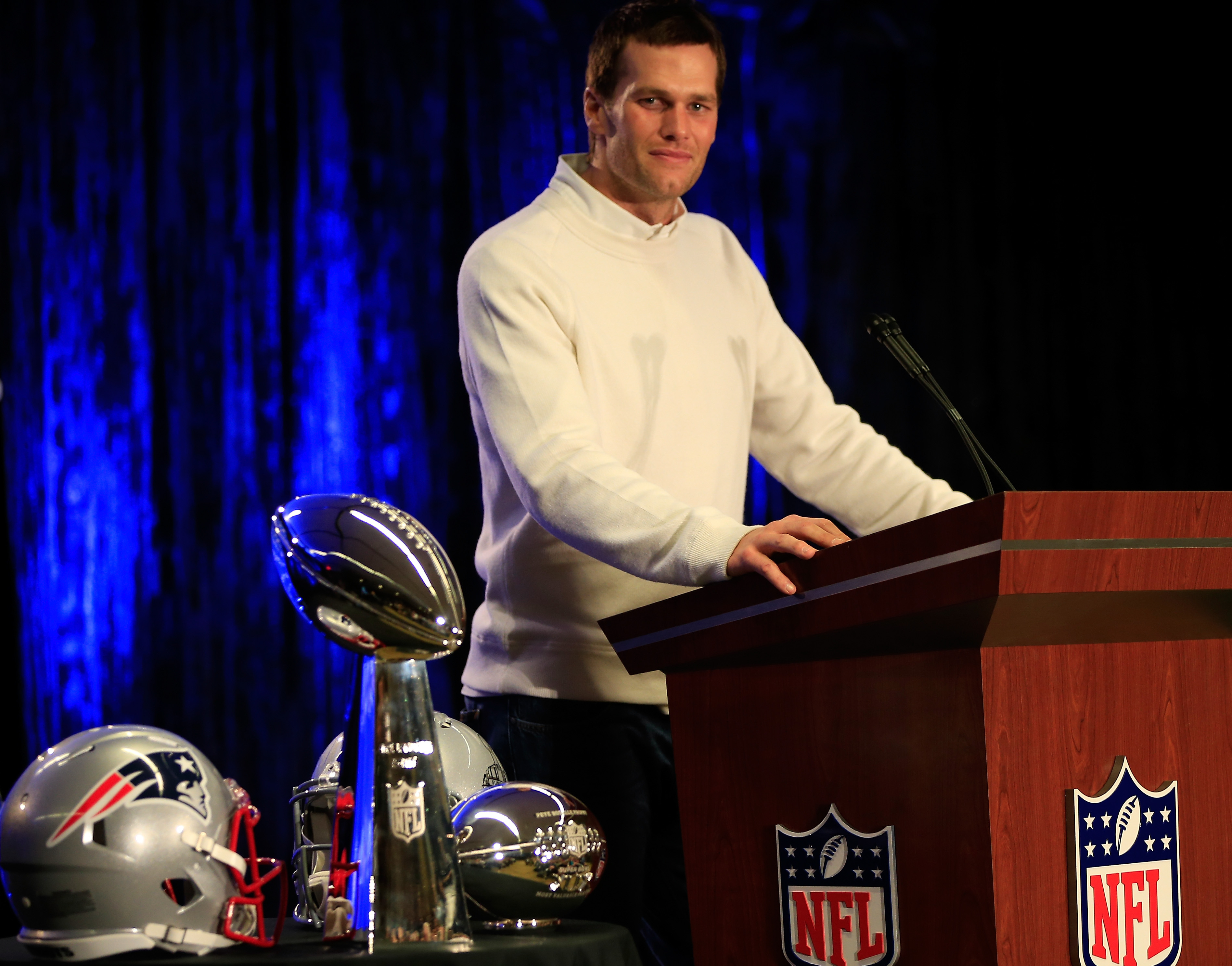 NFL Report: 'More Probable Than Not' That Patriots Workers Tampered With Footballs