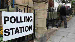 Britons Cast Ballots In Tightest Race In Decades