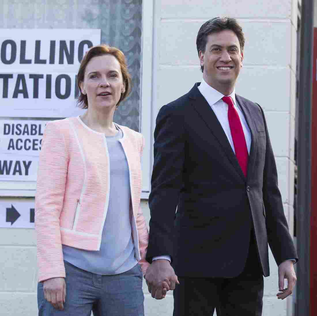 Polls Close In What Could Be Britain's Closest Elections In Decades