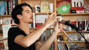Eskmo: Tiny Desk Concert