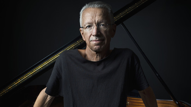Jazz pianist Keith Jarrett is celebrating his 70th birthday with two new releases: the classical exploration Barber/Bartók and the live compilation Creation. (Courtesy of the artist)