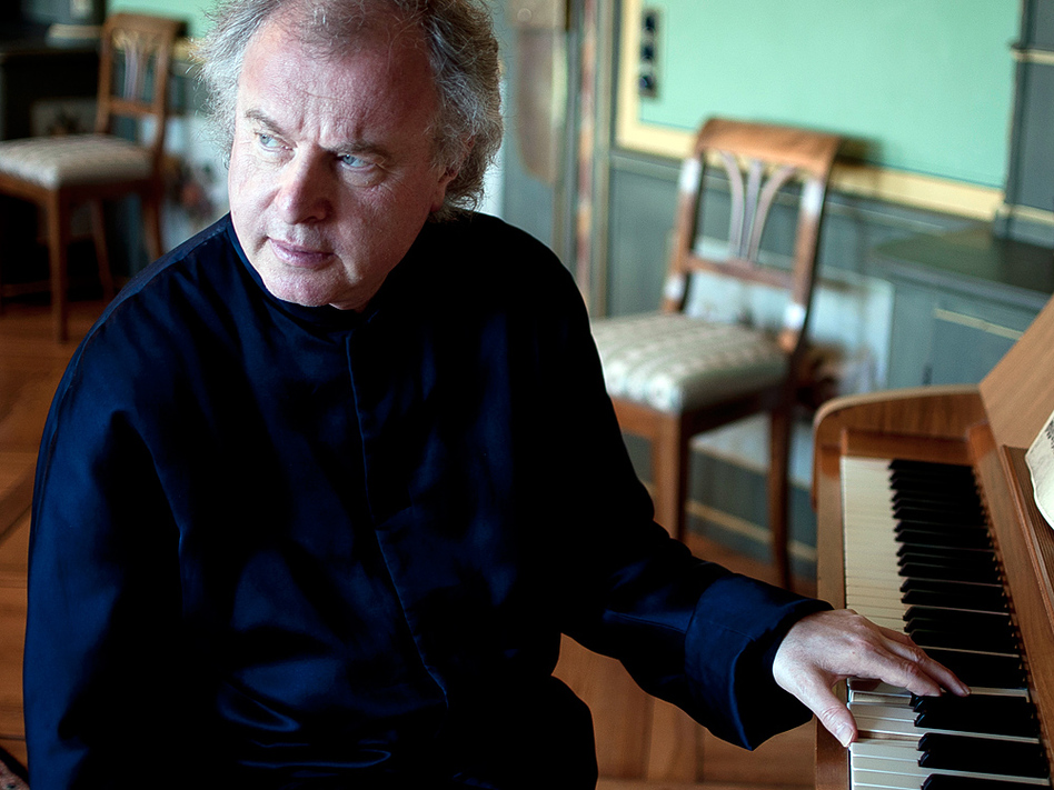 Andras Schiff had a change of heart when it comes to the fortepiano.