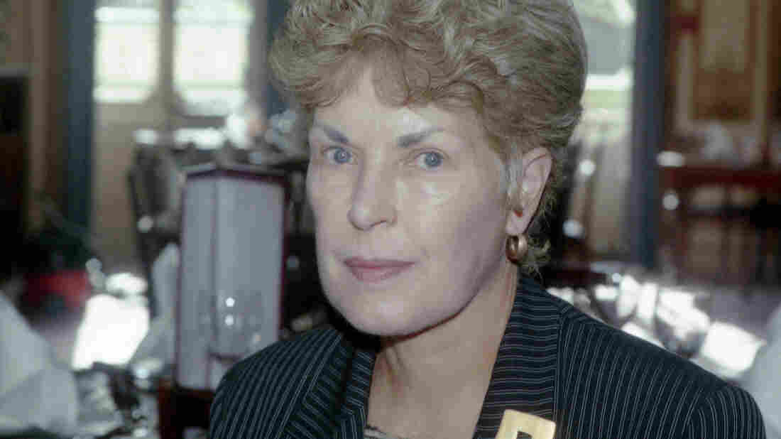 Ruth Rendell wrote more than 60 books, some under the pseudonym Barbara Vine.