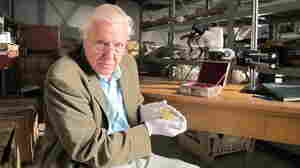 In 'Rise Of Animals,' Sir David Attenborough Tells Story Of Vertebrates