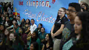 Las Vegas High School Has A Proud History Of Political Involvement