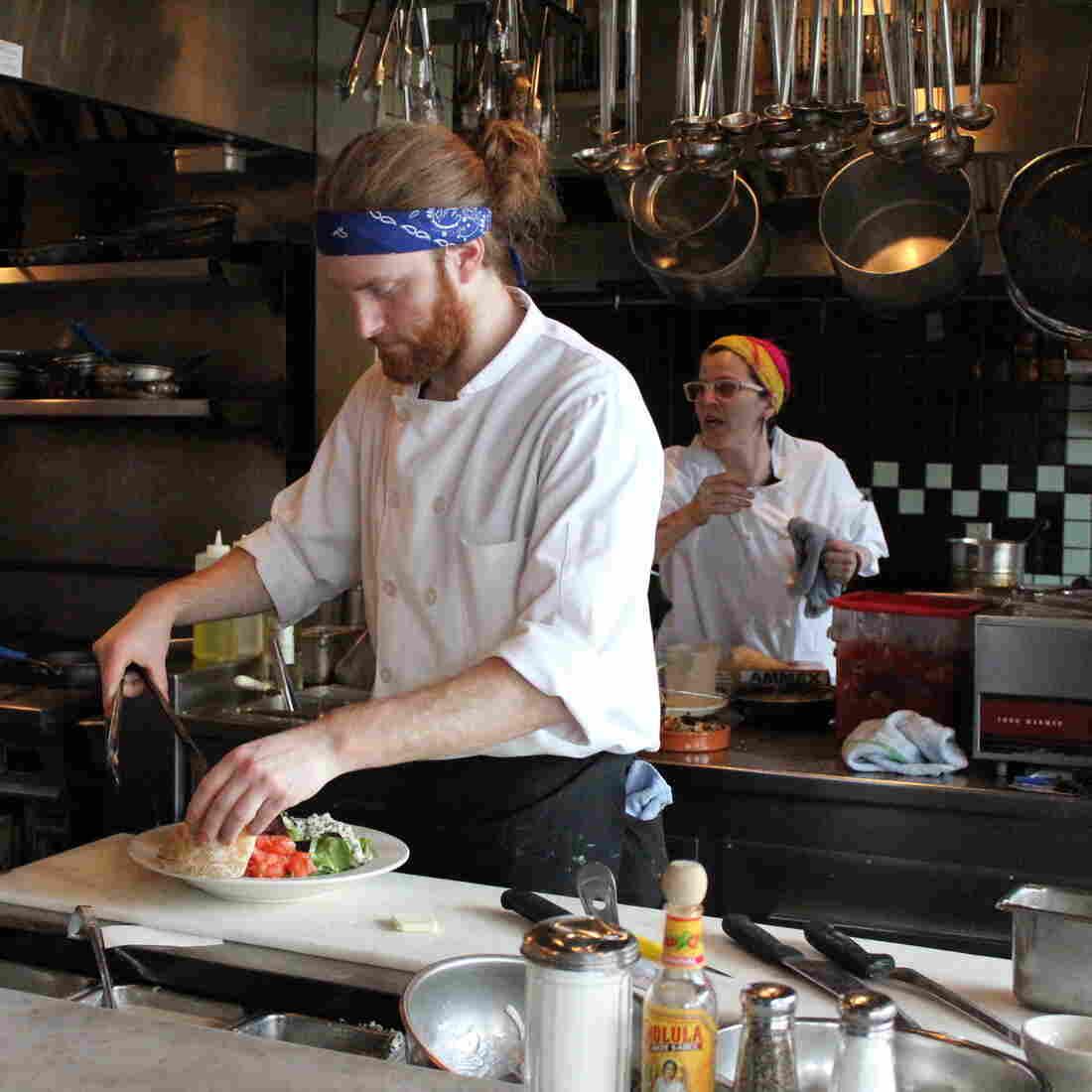 Seattle Restaurants Scramble To Pay A Higher Minimum Wage