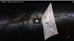 Planetary Society Set To Launch Solar Sail Experiment