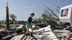 Tornadoes Hit Texas As Tropical Storm Ana Makes Landfall In S.C.