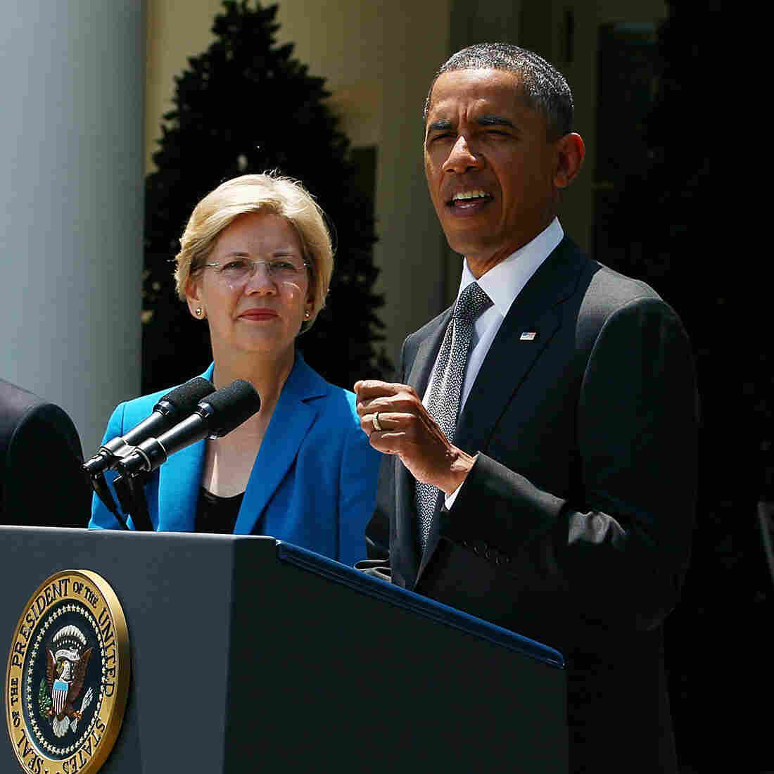 Sen. Warren On The 'Tilted Process' Of Asia Trade Bill