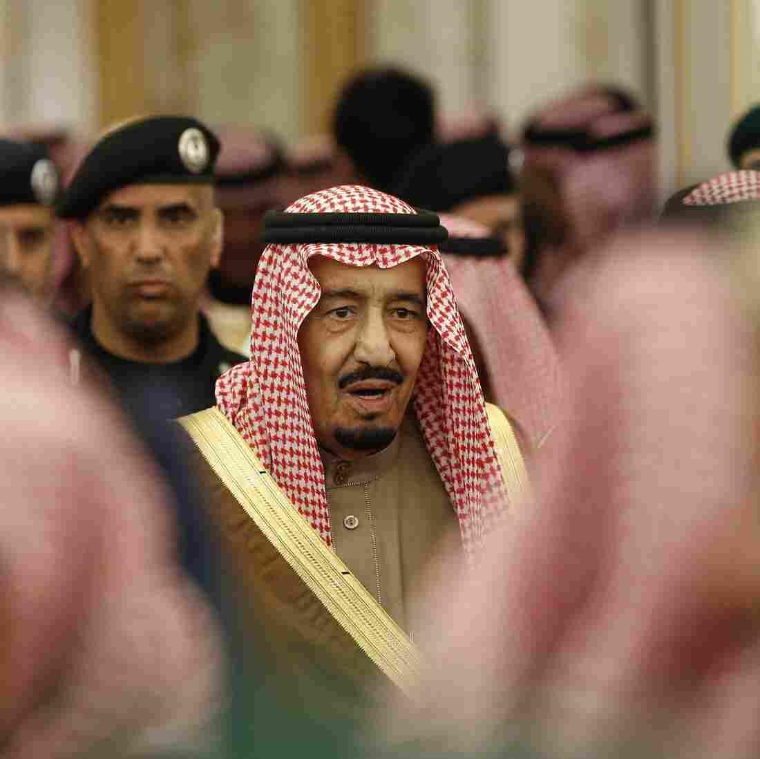Saudi King Won't Attend Camp David Summit