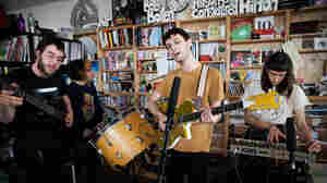 Bellows: Tiny Desk Concert