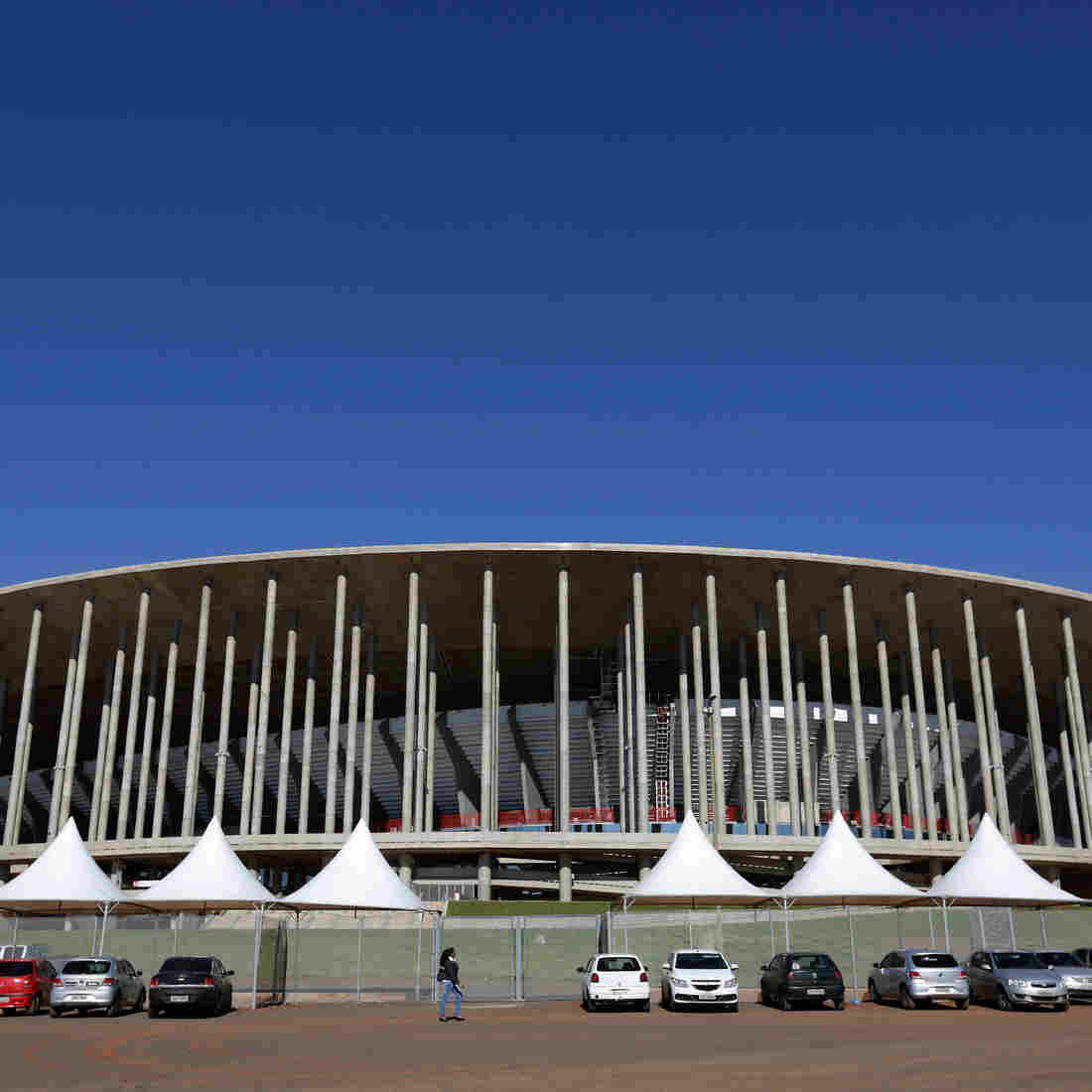 Brazil's World Cup Legacy Includes $550M Stadium-Turned-Parking Lot