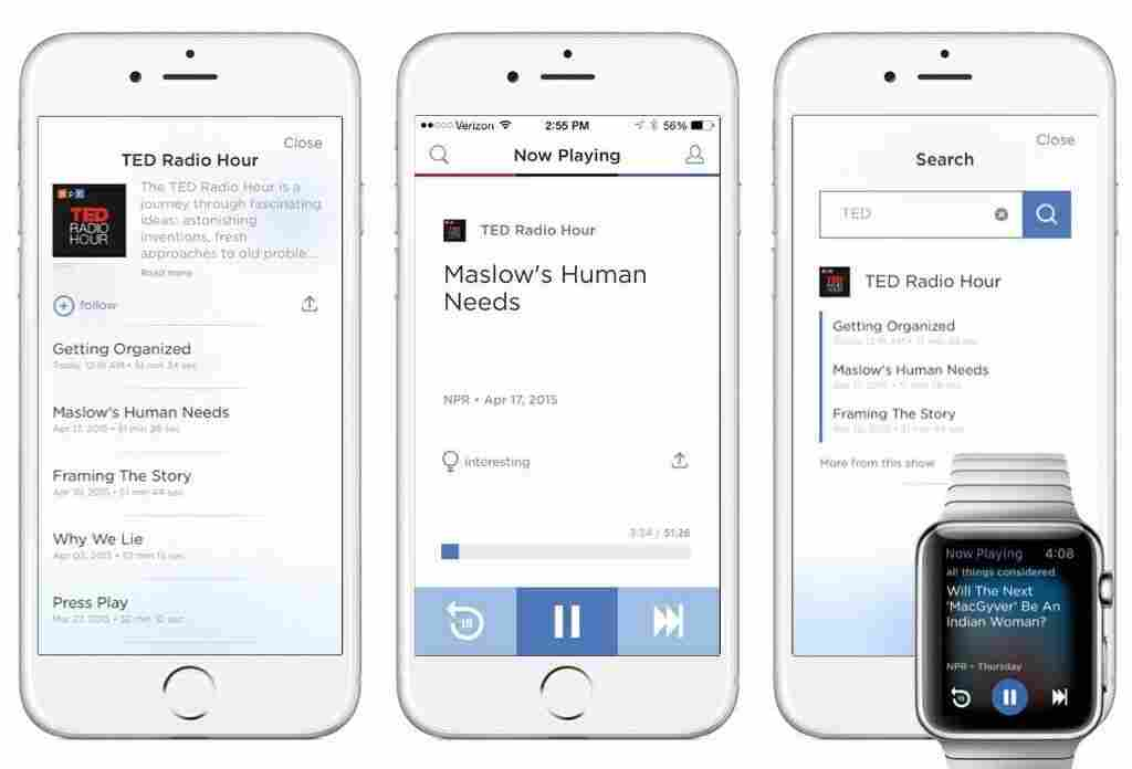Today, we're introducing a set of new features to enhance your NPR One Podcast listening experience on iOS and Android.