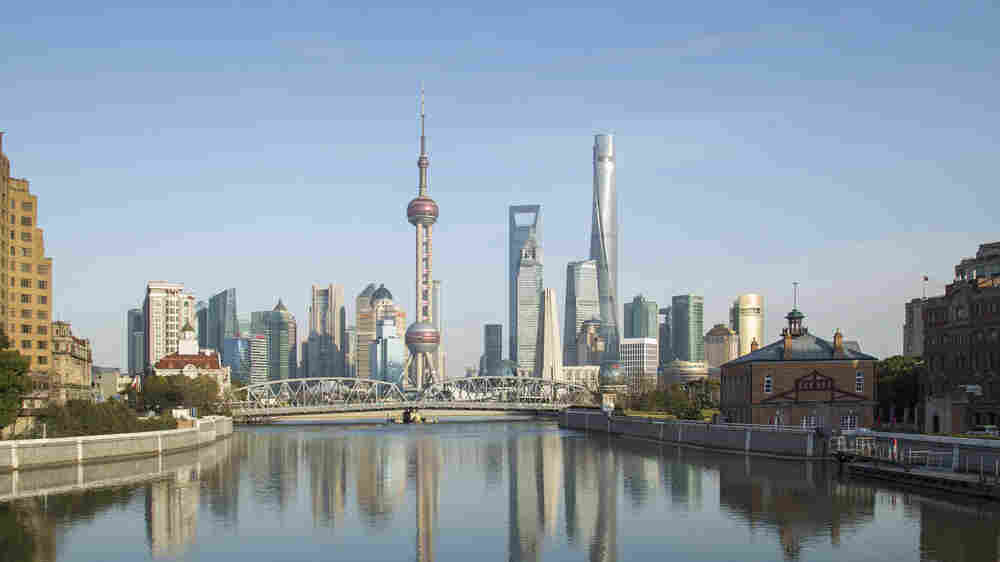 Shanghai Tower: A Crown For The City's Futuristic Skyline