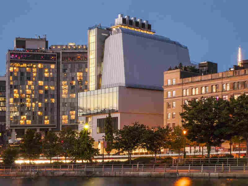 Italian architect Renzo Piano designed the Whitney's latest incarnation.