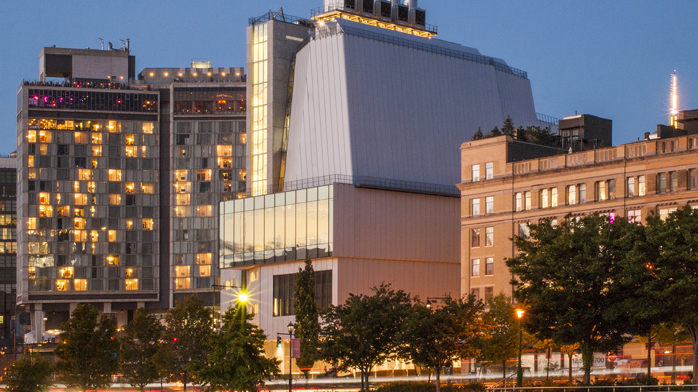 Whitney Museum S New Building Opens Doors And Walls To