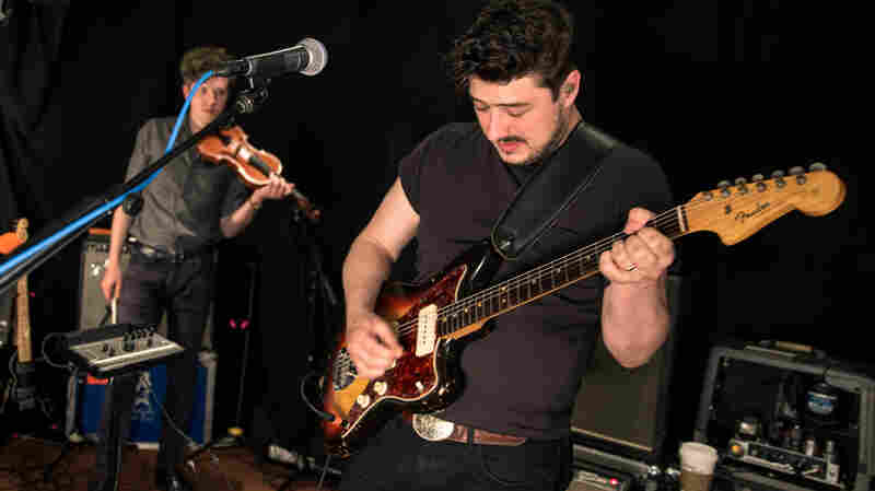 Mumford & Sons, 'Broad-Shouldered Beasts' (Live)