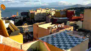 An ancient city at the mouth of the Mediterranean, Ceuta marks its 600th anniversary this year as a European territory. But changing demographics have some people wondering whether the Spanish territory in North Africa should return to local African rule. Here, rooftops in a poor Muslim neighborhood in the city.