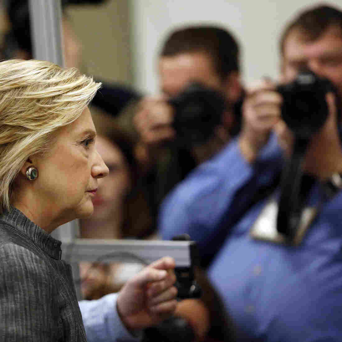 The 13 Questions Hillary Clinton Has Answered From The Press