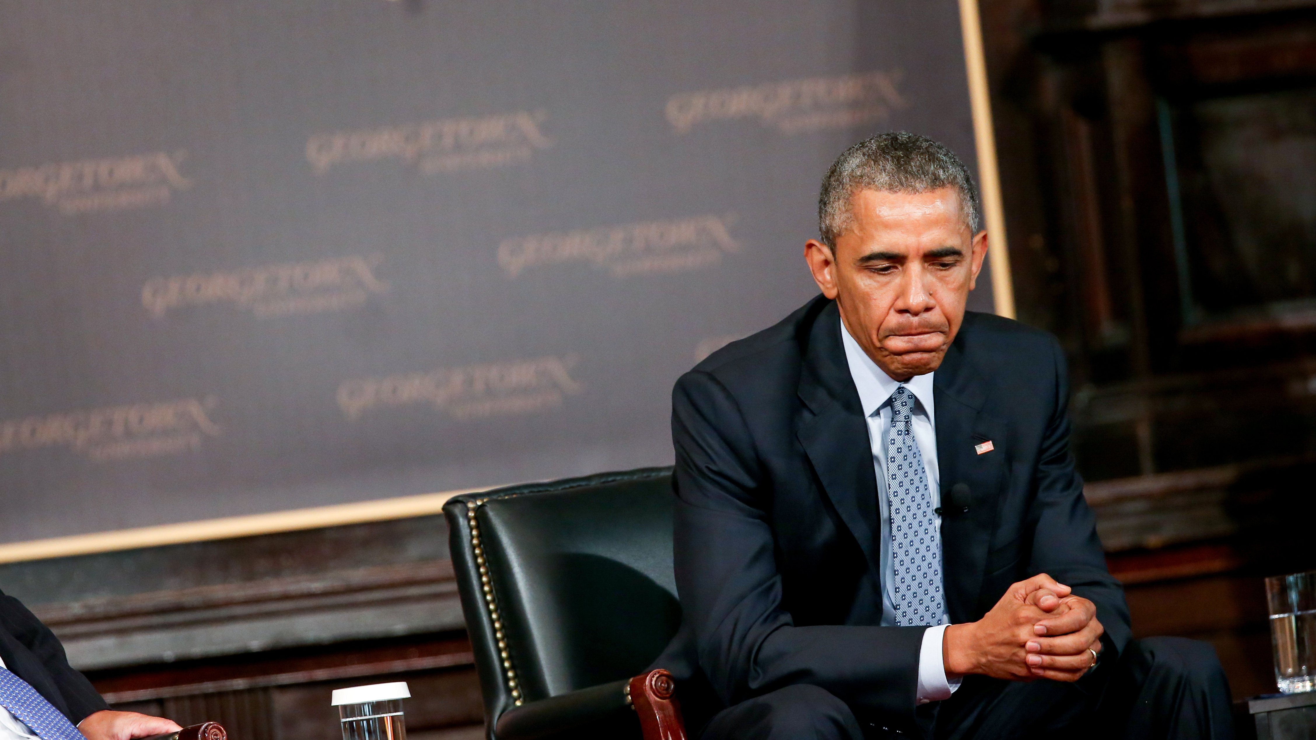 Obama: We Must 'Guard Against Cynicism' When It Comes To Poverty