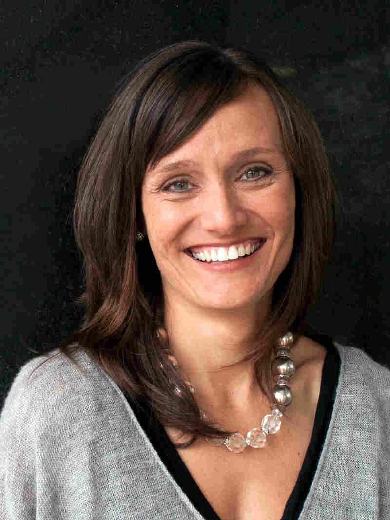 Rachel Martin, host of Weekend Edition Sunday.