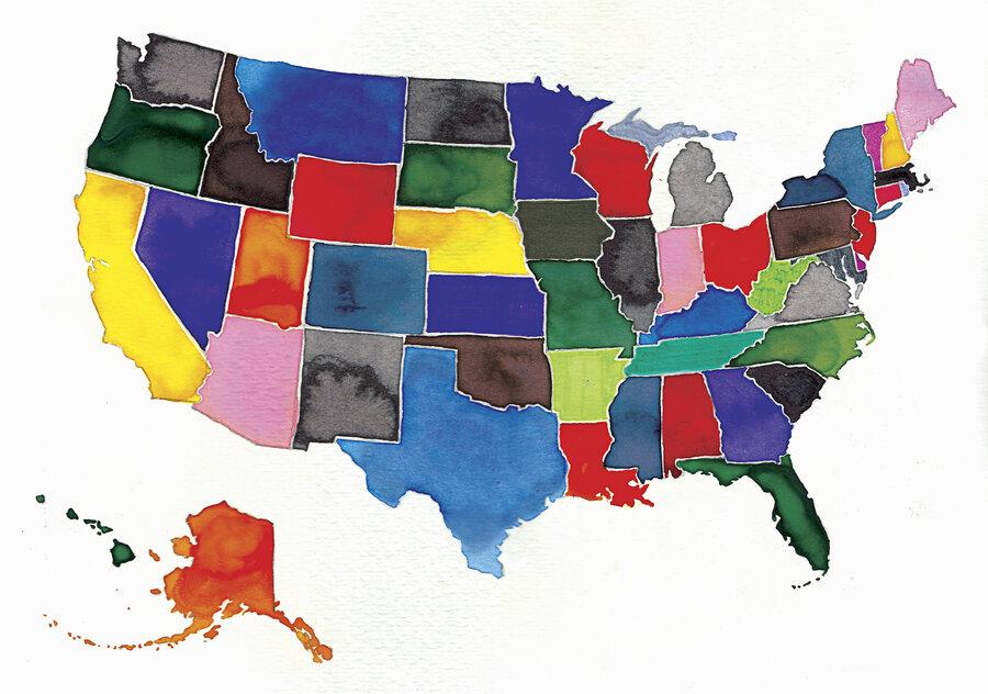 American English Has A Rich History Of Regionalisms