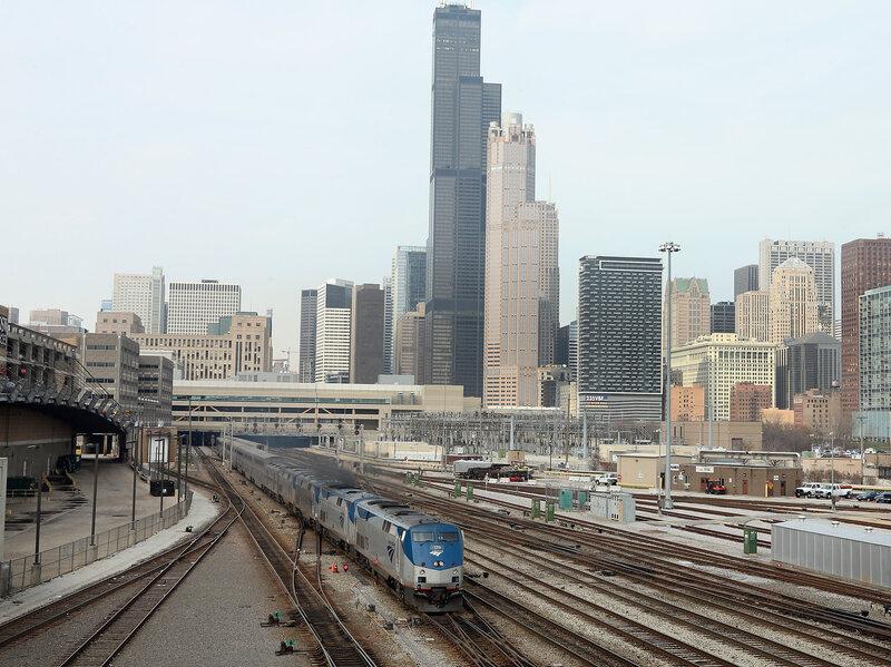 Train Derailment Highlights Amtrak's Infrastructure Needs