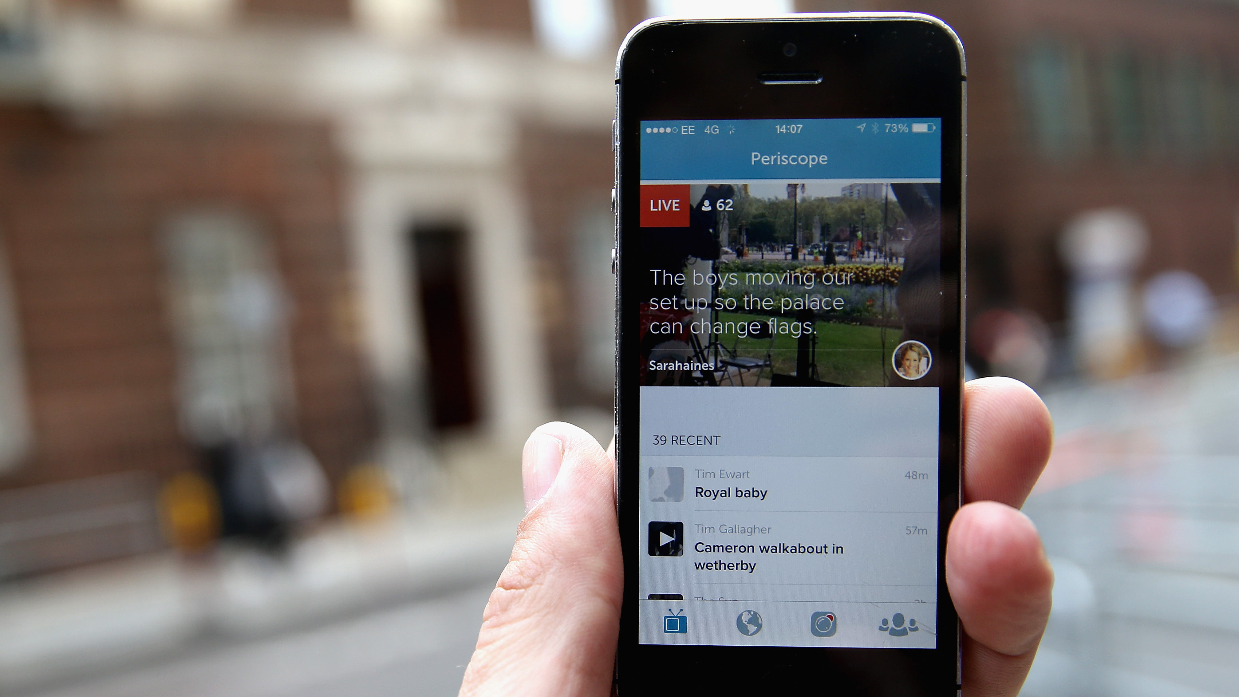 Live Video Apps Like Periscope Make Life Even Less Private