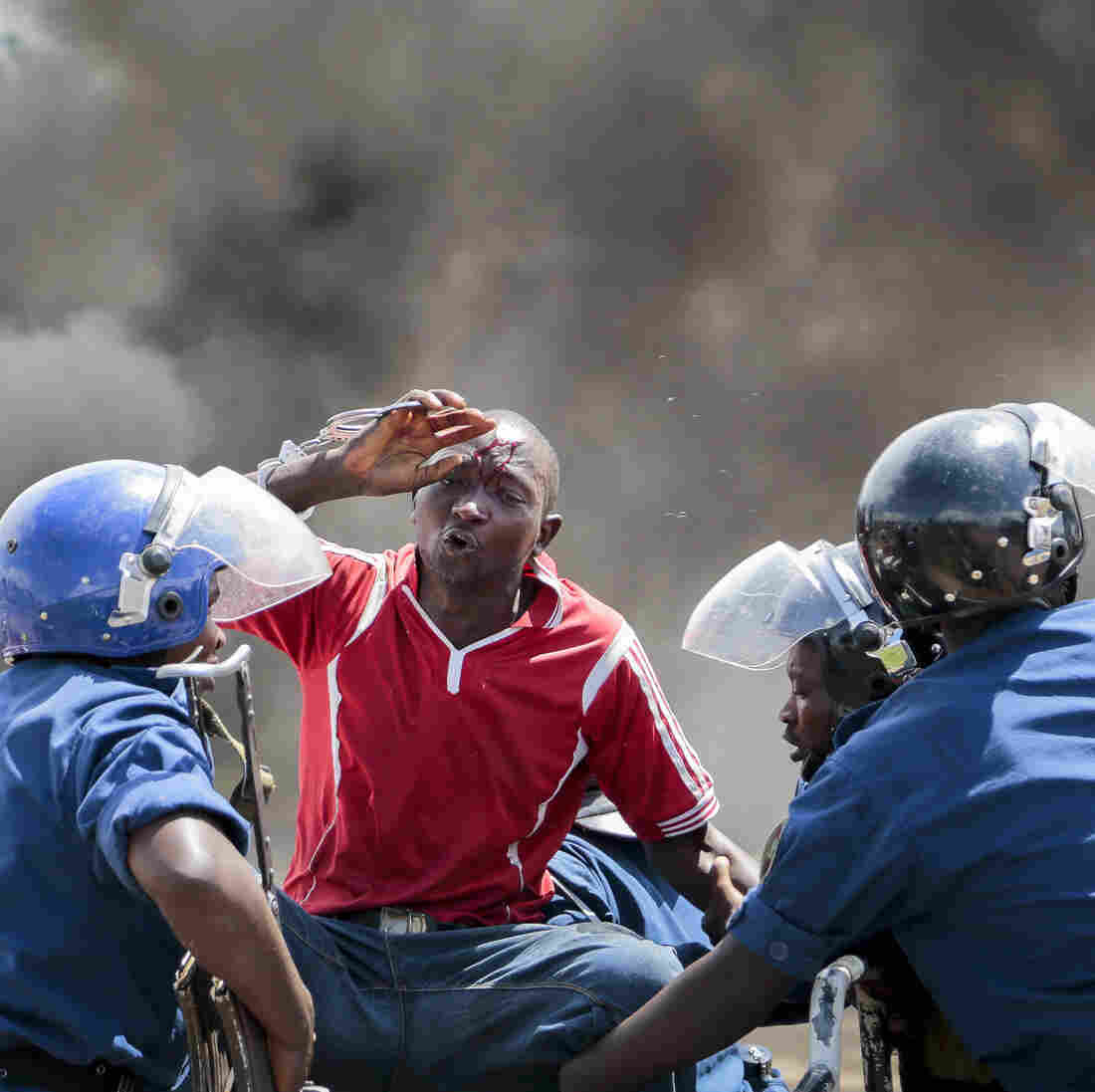 Military General In Burundi Claims Coup Against Its President