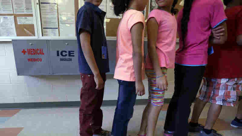 Family detention centers such as this one in Karnes City, Texas, could be forced to close after a judge ruled that holding children for long periods violates current standards.
