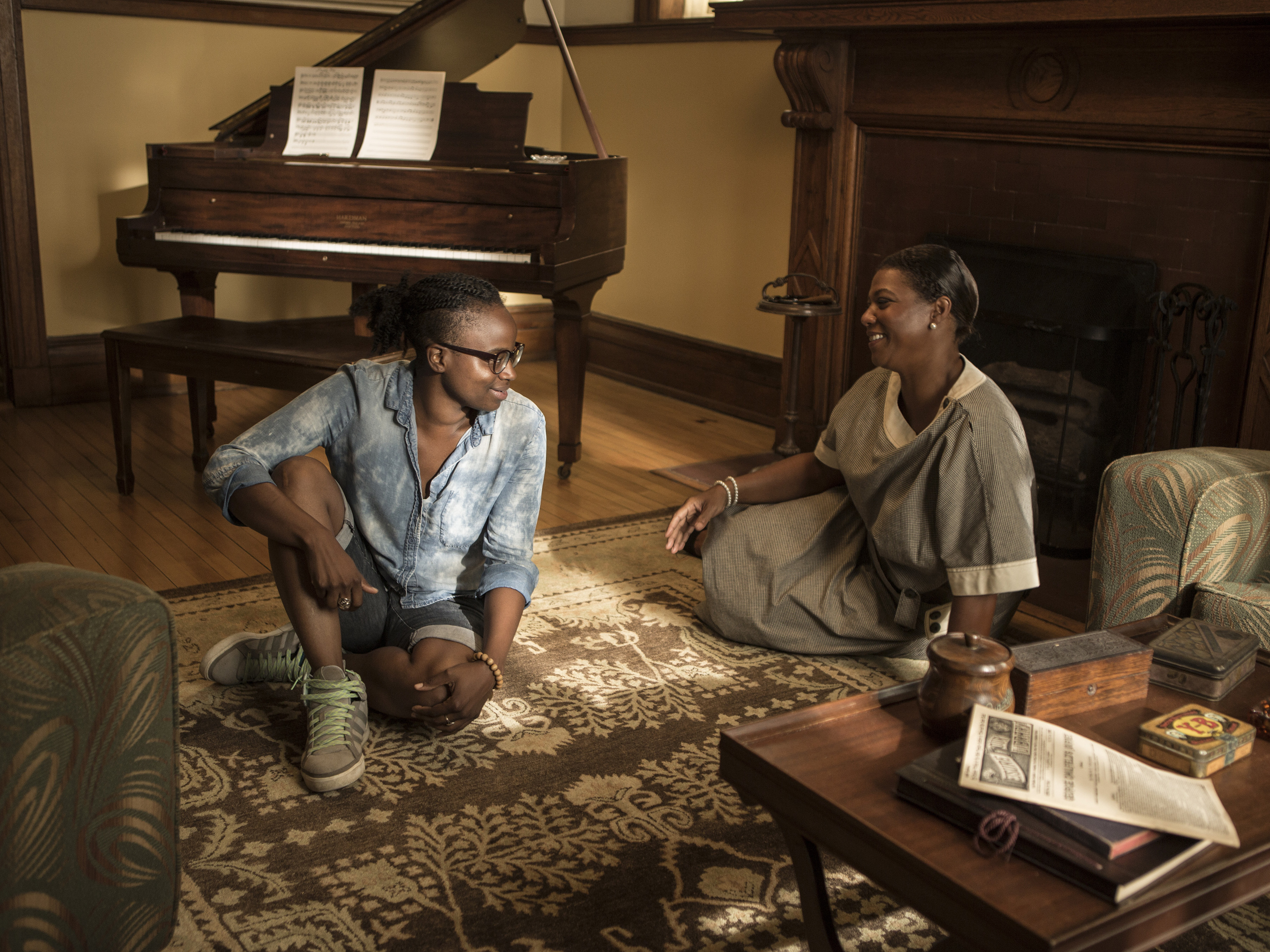 In HBO's 'Bessie,' Queen Latifah Stars As Empress Of The Blues