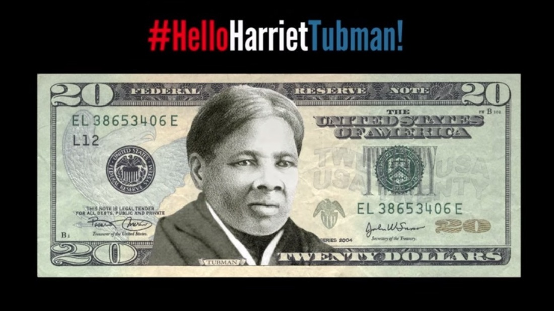 Harriet Tubman Wins Unofficial Contest To Be On 20 Bill