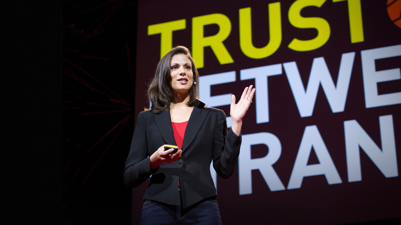 How Can Trusting Strangers Fuel An Economy?