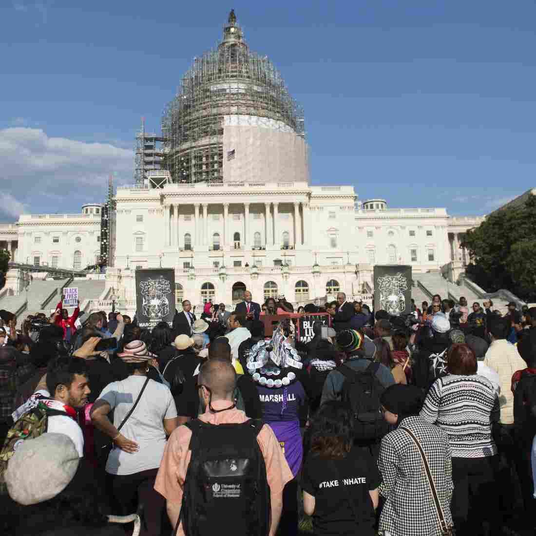 After Baltimore And Ferguson, Major Momentum For Criminal Justice System Reform