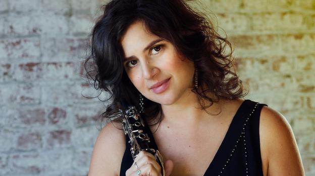 Israeli jazz reedist Anat Cohen. (Courtesy of the artist)