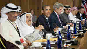 Obama Tries To Calm Arab Fears Over Iran Talks