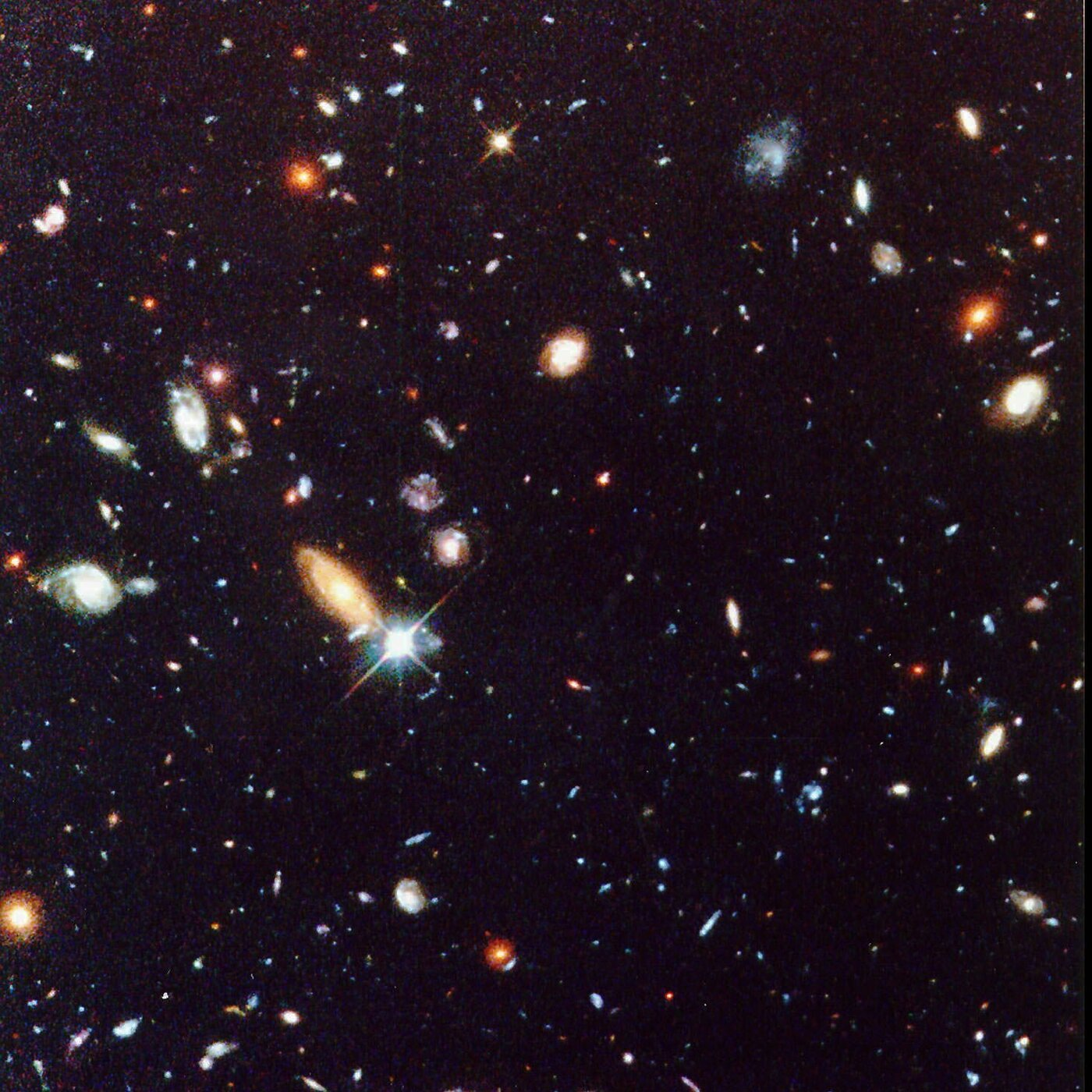 other known galaxies - photo #1