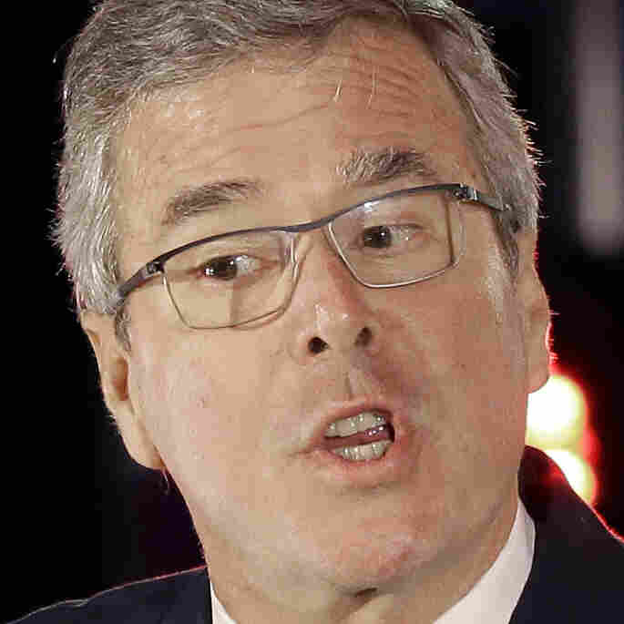 Jeb Bush Fully Walks Back: 'I Would Not Have Gone Into Iraq'