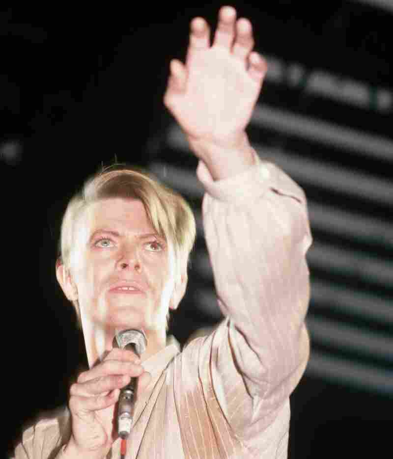 May David Bowie, seen in this 1978 performance, bless and keep you.
