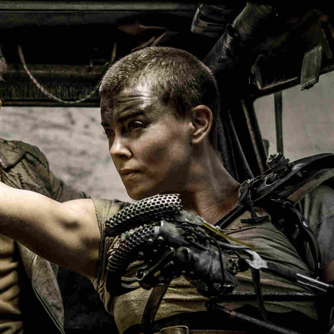 The Women Pull No Punches In Fiery, Feminist 'Mad Max'